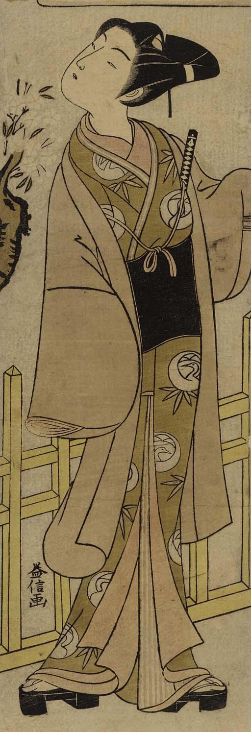 Masunobu (fl. 1770's)