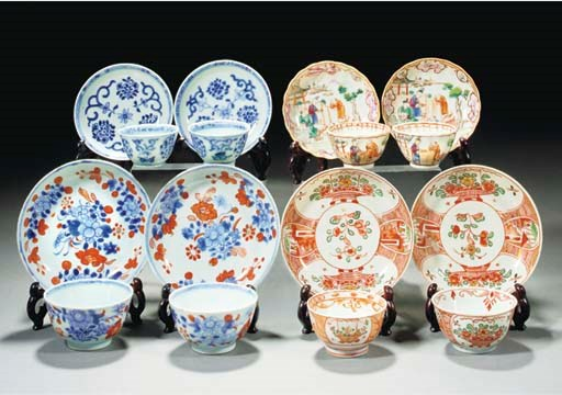 A collection of small Chinese
