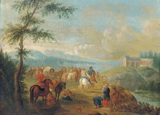 Circle of Pieter Gysels (Antwe