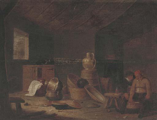 Circle of Pieter de Bloot (Rot