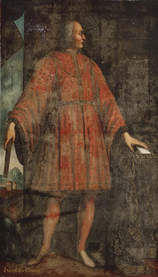 Follower of Jean Fouquet