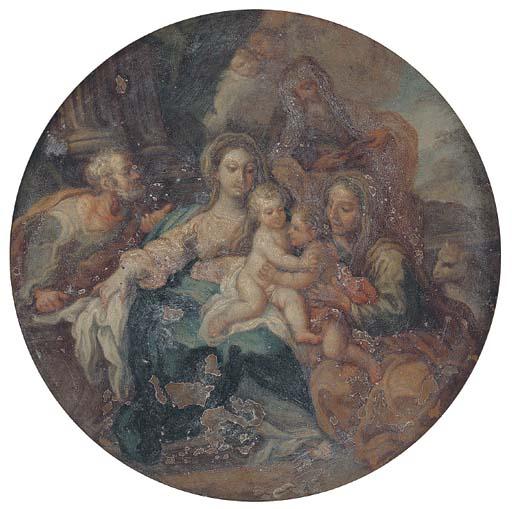 Circle of Filippo Lauri (Rome