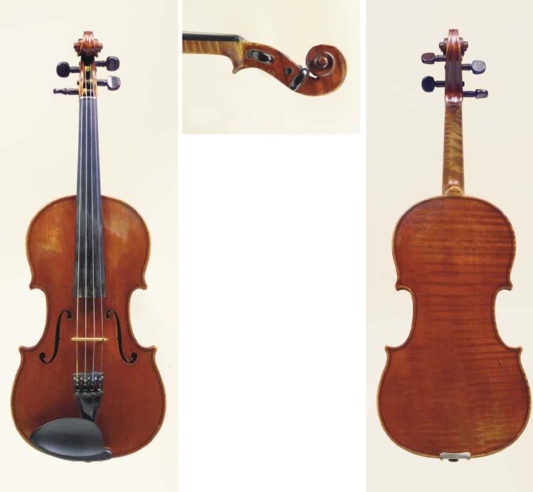 A Fine Italian Violin by Joann