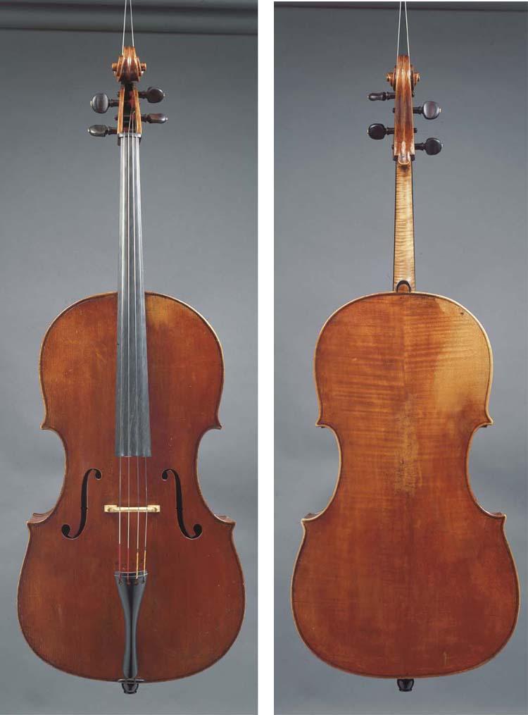 An Italian Cello by Giovanni B