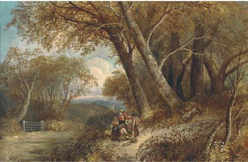 G. Fielding (British, 19th Cen