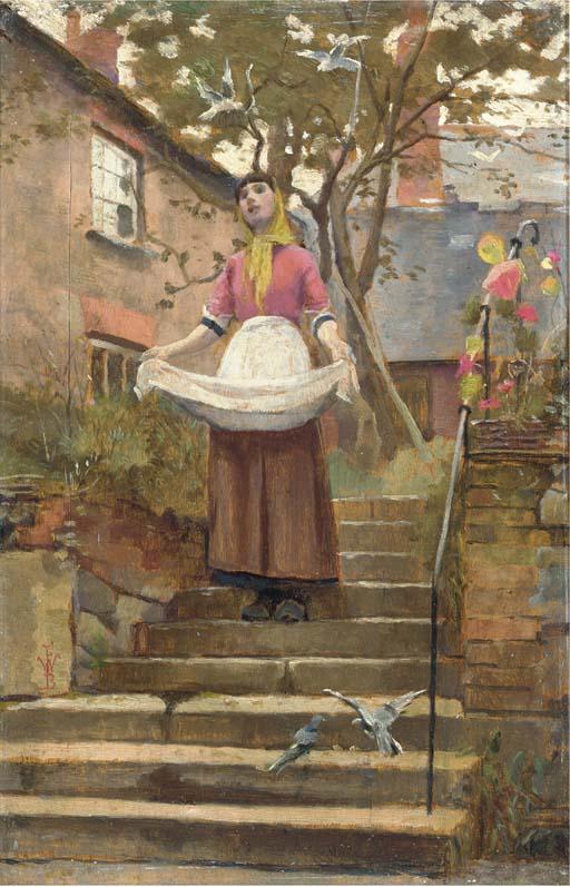 William Banks Fortescue (Briti