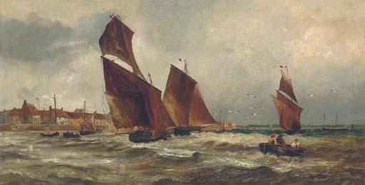B. Moon (British, c.1898)