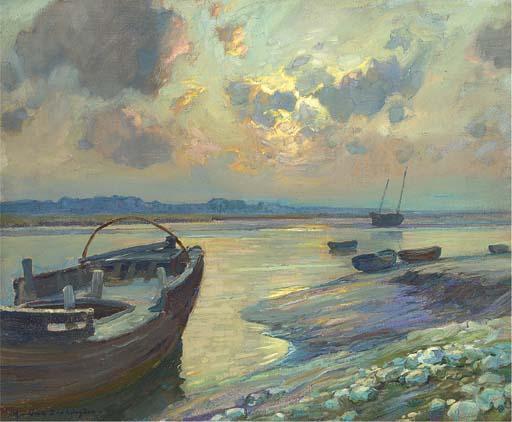 Harry Van der Weyden (American