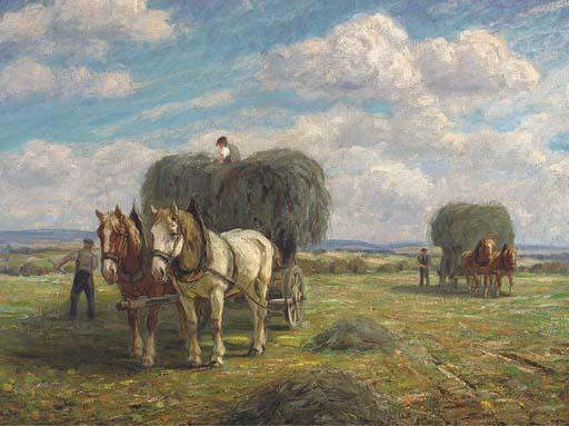 Willy Thurm (Danish, b.1880)