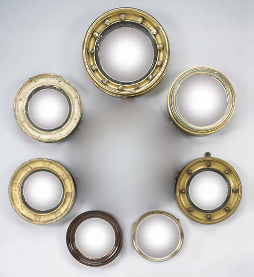 A COLLECTION OF CONVEX MIRRORS