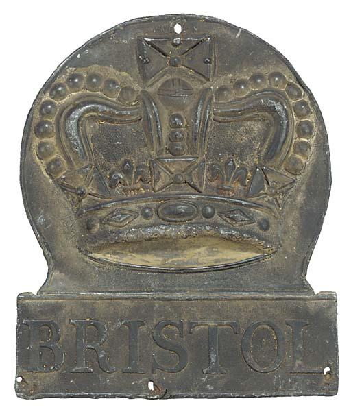 A Bristol Crown Fire Office le