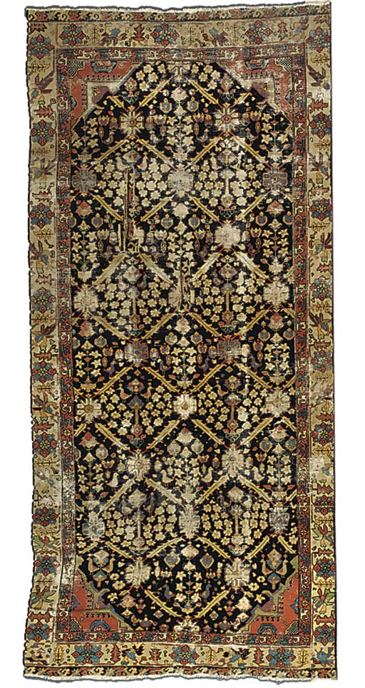A NORTH WEST PERSIAN CARPET
