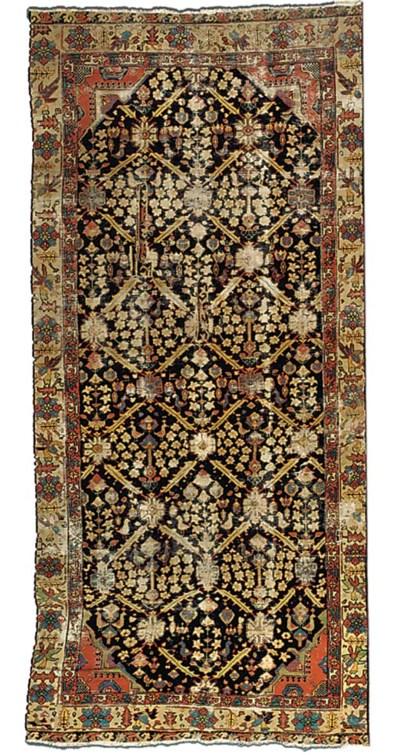 A NORTH WEST PERSIAN CARPET