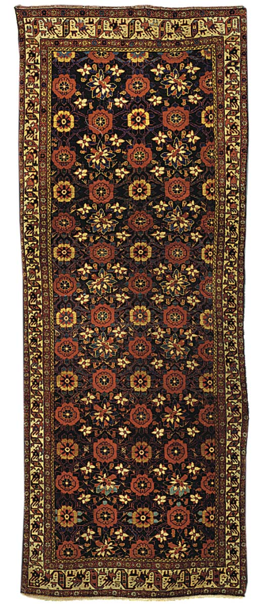 A WEST PERSIAN LONG RUG