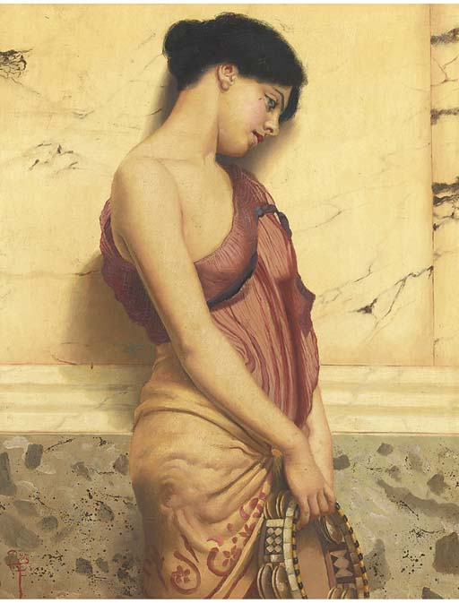 Manner of John William Godward