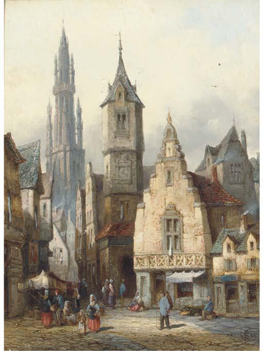 Henry Schafer (d.1900)