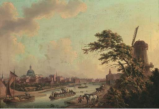 John Thomas Serres (1759-1825)