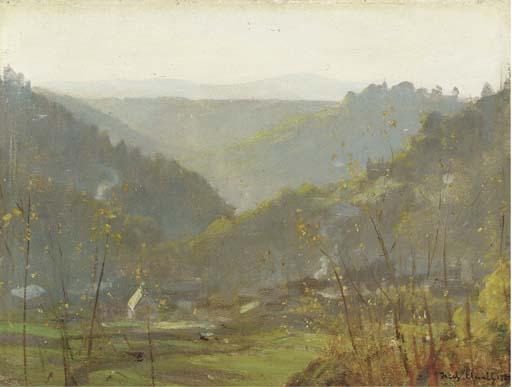 Frederick William Elwell, R.A.
