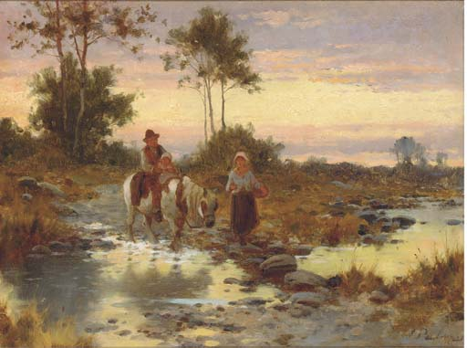 Joseph Paulman, 19th Century