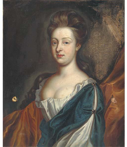 Manner of Sir Godfrey Kneller