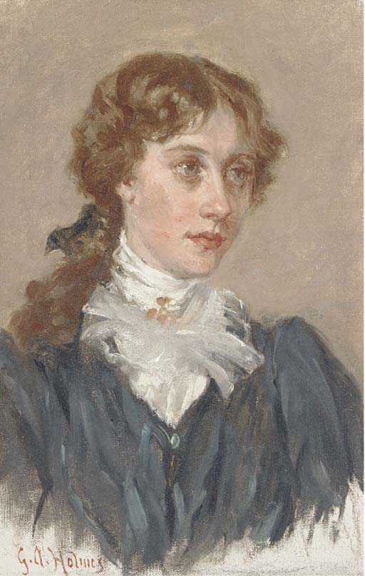 George Augustus Holmes, R.B.A.