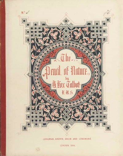 WILLIAM HENRY FOX TALBOT (1800