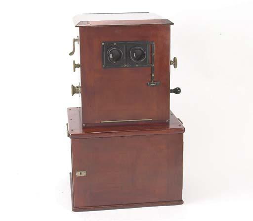 Multiplast stereoscope