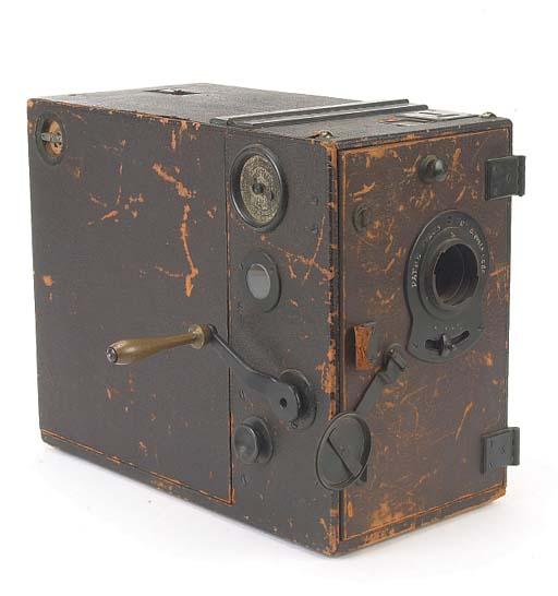 Kok cinematographic camera