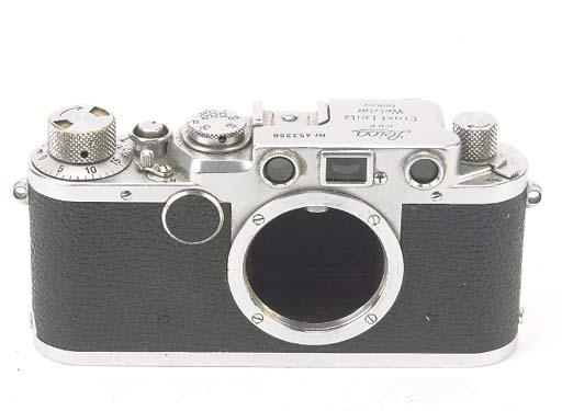 Leica IIf no. 453360