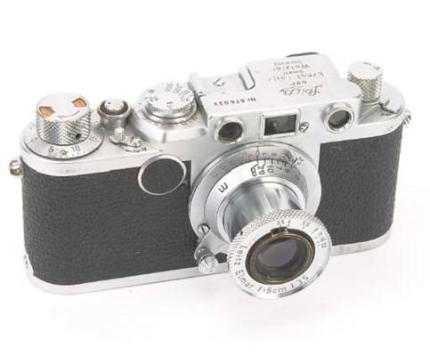 Leica IIf no. 676033