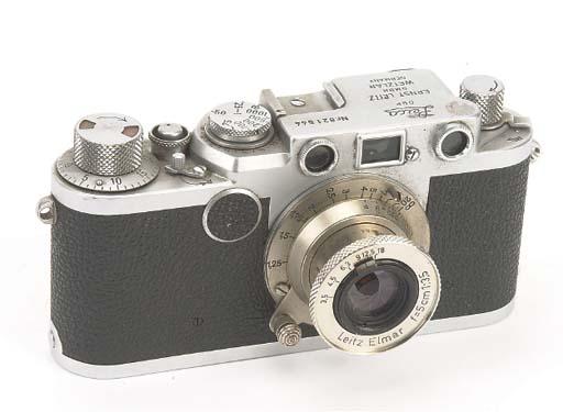 Leica IIf no. 821544
