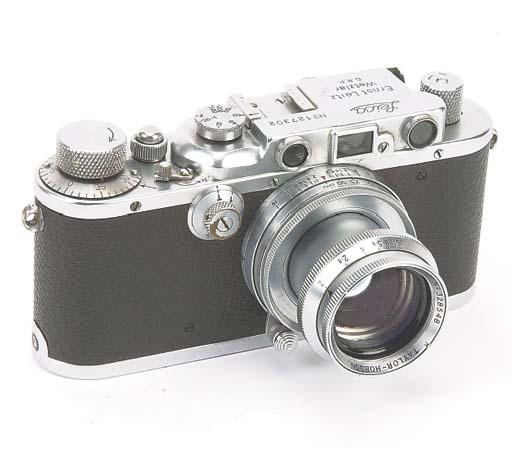 Leica III no. 127302