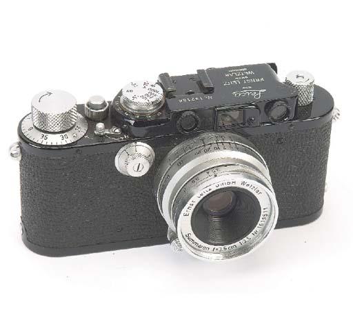 Leica III no. 132186