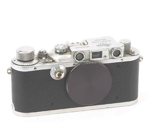 Leica IIIb no. 265540