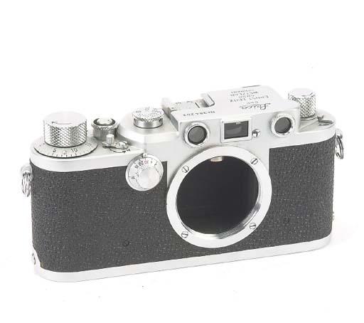 Leica IIIc no. 384202