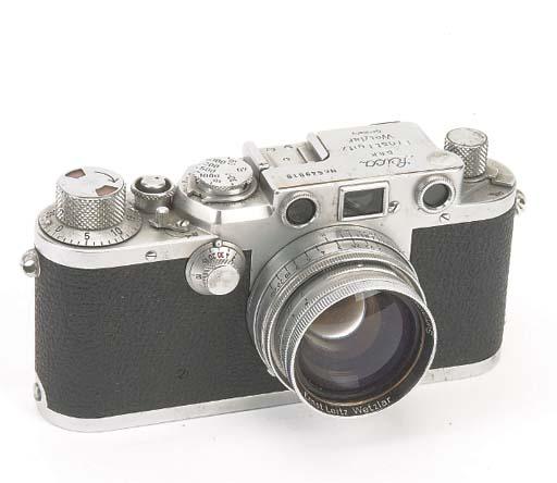 Leica IIIf no. 549818