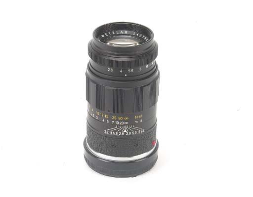 Elmarit f/2.8 90mm. no. 242756