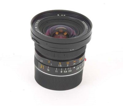 Elmarit-M f/2.8 21mm. no. 3524