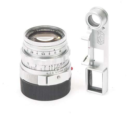 Summicron 5cm. f/2 no. 1403108