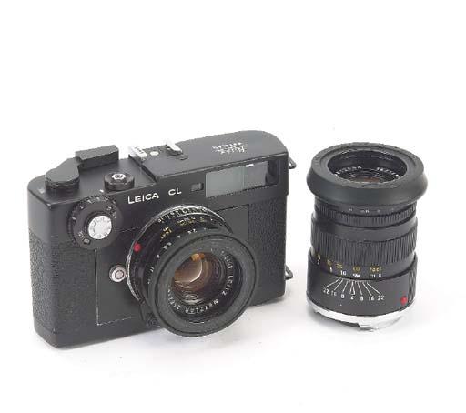 Leica CL no. 1319640