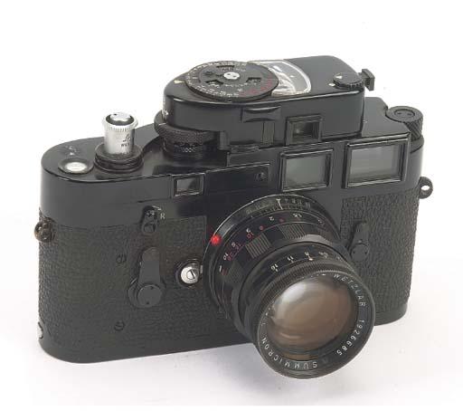 Leica M3 no. 1078732