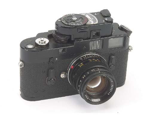 Leica M4 no. 1248045