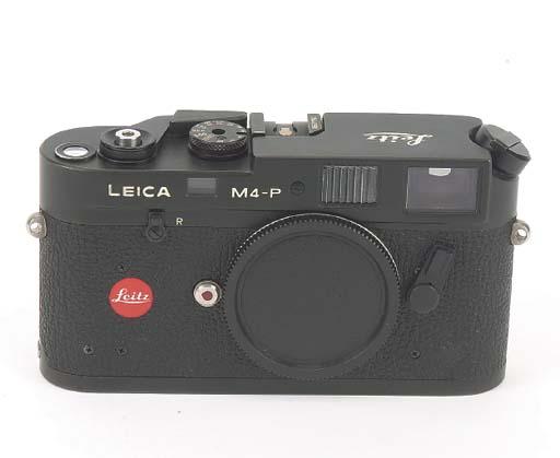 Leica M4-P no. 1544990