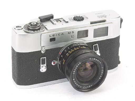 Leica M5 no. 1292917