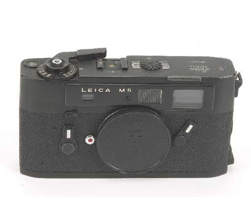 Leica M5 no. 1349233