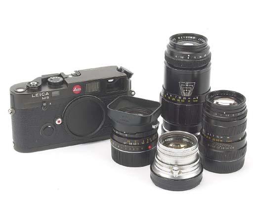 Leica M6 no. 1709770