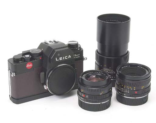 Leica Aztec outfit