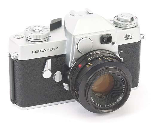 Leicaflex no. 1170721