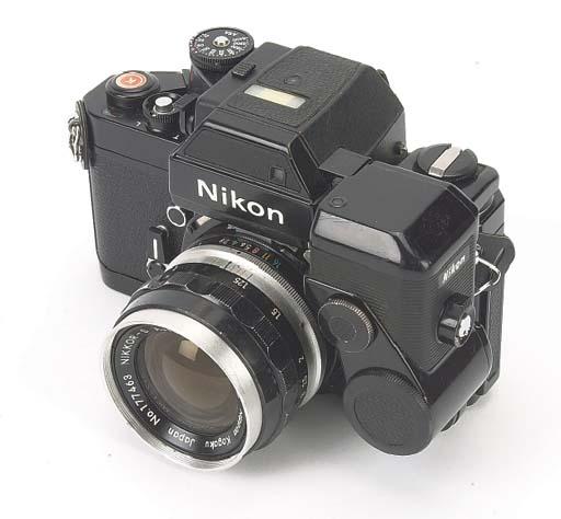 Nikon F2SB no. 7545928