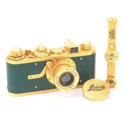 Leica I Luxus replica no. 1105